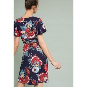 Anthropologie Dresses - NWT Anthropologie Eva Franco Evelyn Wrap Dress